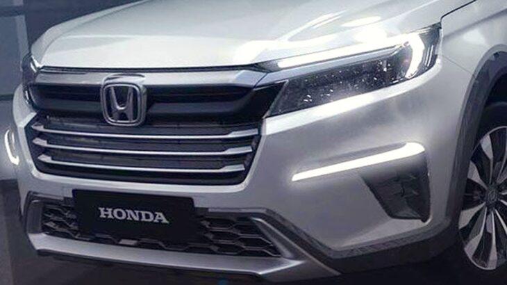 ホンダ 新型 7人乗り自動車を世界初公開、MPVとSUVを上手く組み合わせた!新型 N7X 最新情報!