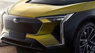 スバル 新型 エヴォルティス、2021年10月発売!電気自動車に最適化した最新のデザインを採用!